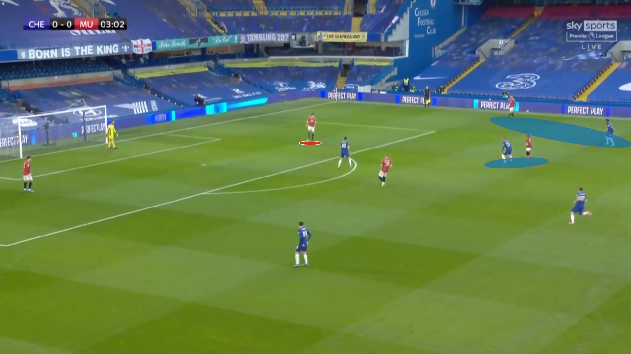 Quantity over Quality: How Chelsea's high press and United's resolute defence resulted in stalemate at Stamford Bridge