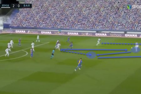 La Liga 2020/21: Real Madrid vs Barcelona - tactical analysis - tactics