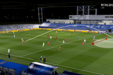 UEFA Champions League 2020/21: Real Madrid vs Liverpool – tactical analysis tactics