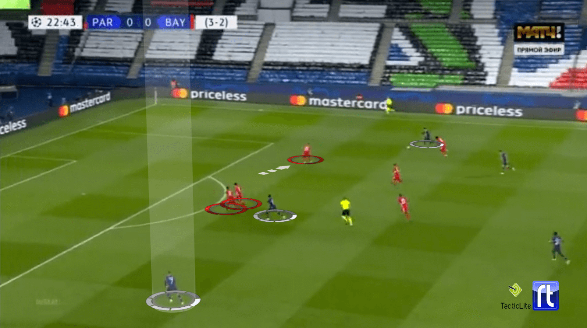 UEFA Champions League 2020/21: PSG vs Bayern Munich - tactical analysis tactics