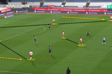 How UD Almeria's fluid and interesting positional play structure is helping them fight for promotion to La Liga
