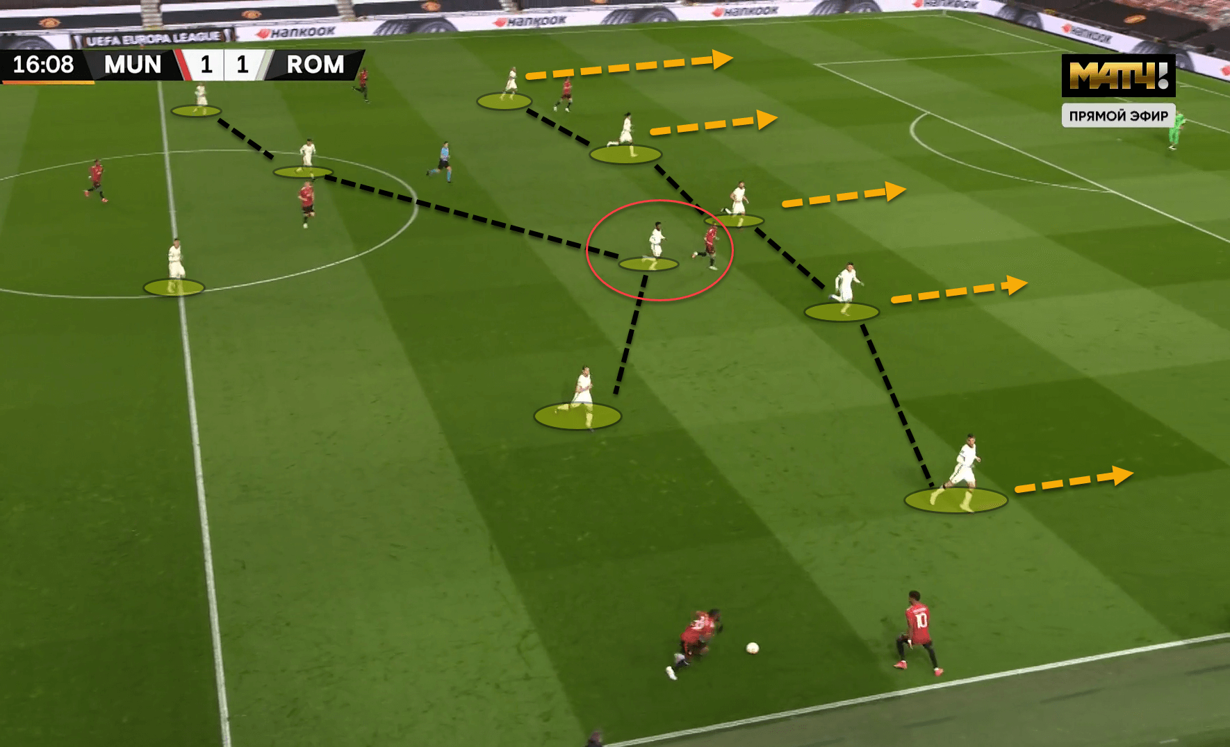 Fonseca's failures: How Roma were dismantled by Man United after a solid first-half display – tactical analysis