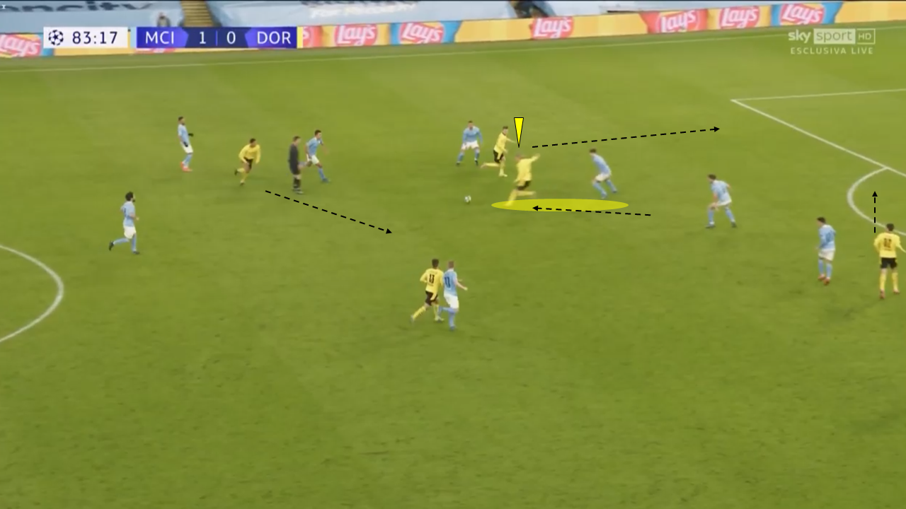 Quick transitions and the 2-3-5: What to expect from Terzić and Pep with all to play for in the second leg