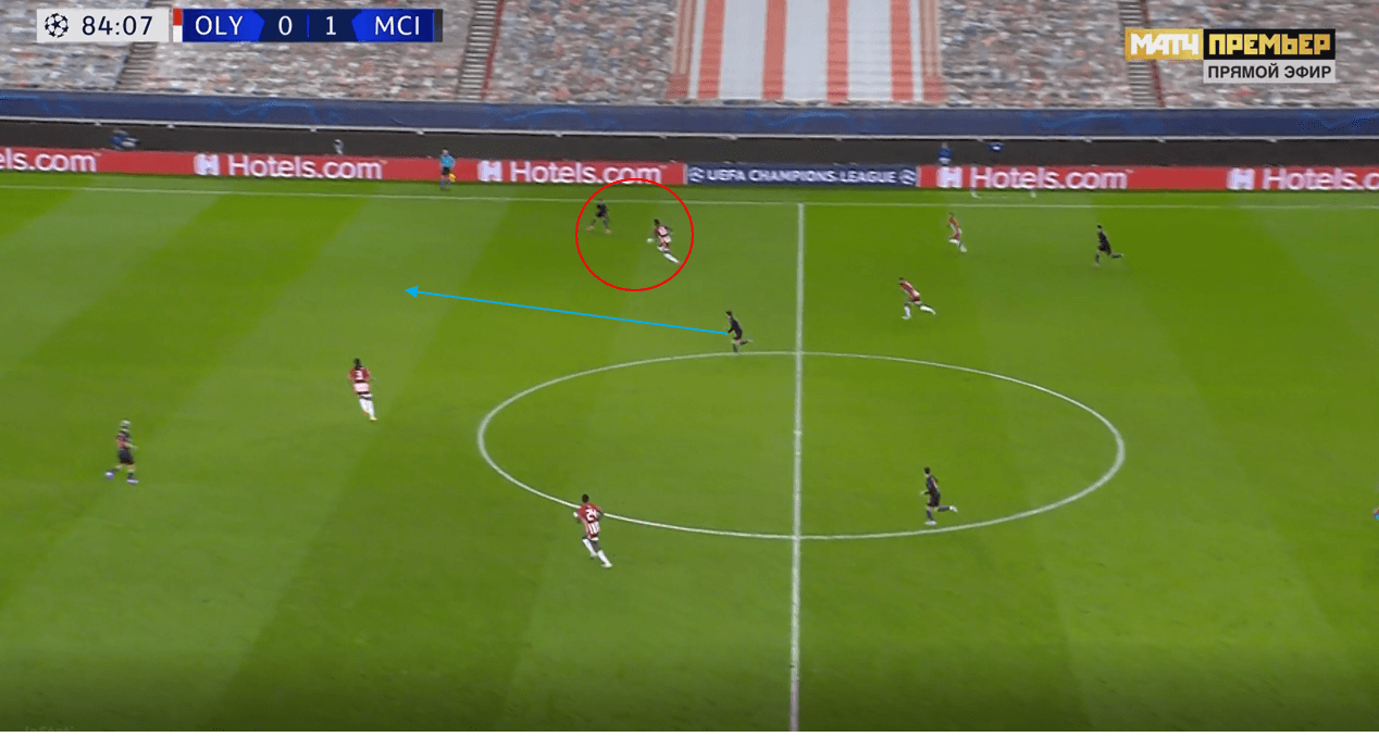 Tactical Analysis: Different strategies from goal kicks tactical analysis tactics