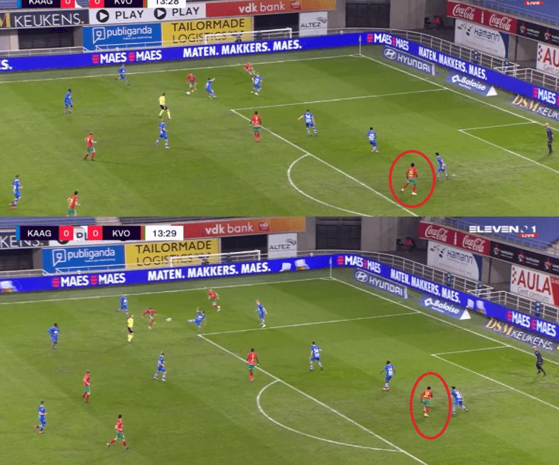 Sizzling Sakala: Analyzing Gerrard's latest Zambian recruit for Rangers - scout report - tactical analysis tactics
