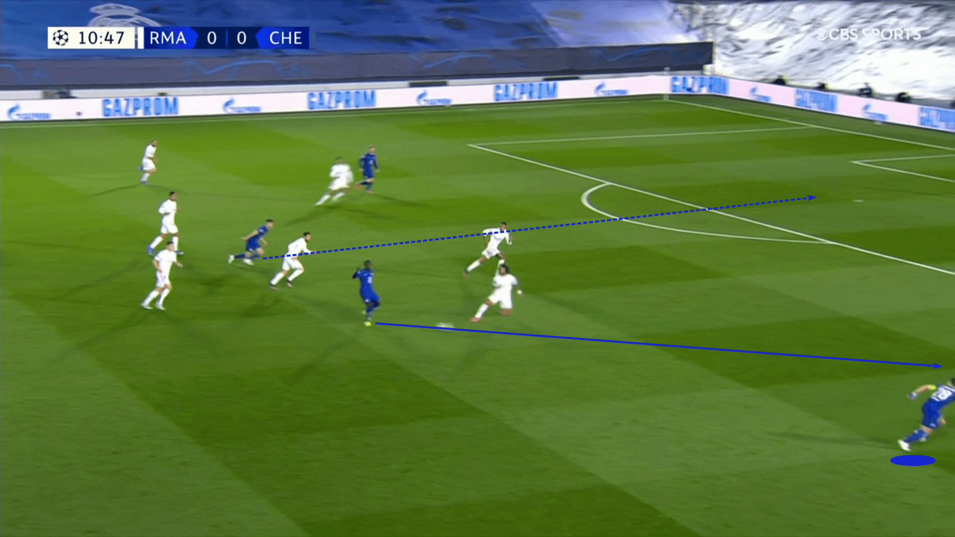 UEFA Champions League 2020/21: Chelsea vs Real Madrid – tactical preview tactics