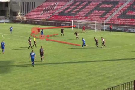 Milan Makaric 2020/21 - scout report - tactical analysis - tactics