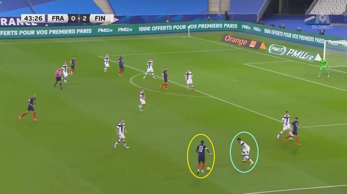 Finland 2020/2021: Their tactics at Euro 2021 - scout report - tactical analysis tactics