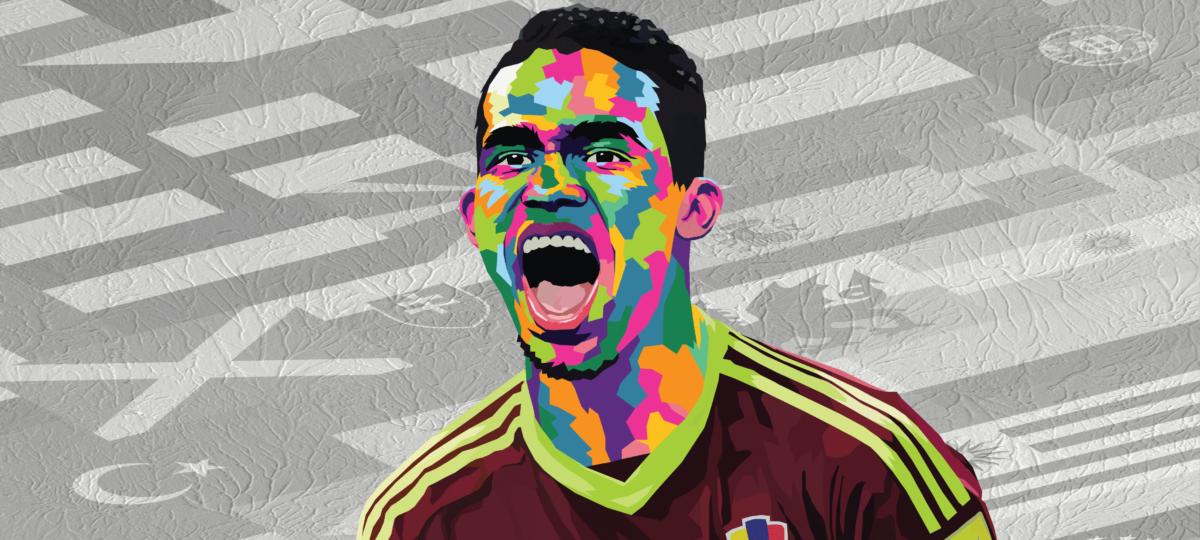 Copa America 2021 Venezuela tactical analysis tactics tactical preview