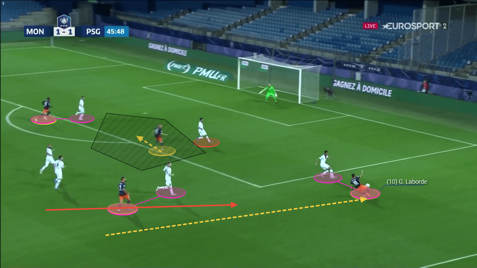 Mbappe to the rescue: How his efforts boosted PSG's confidence to Couple de France success - tactical analysis tactics