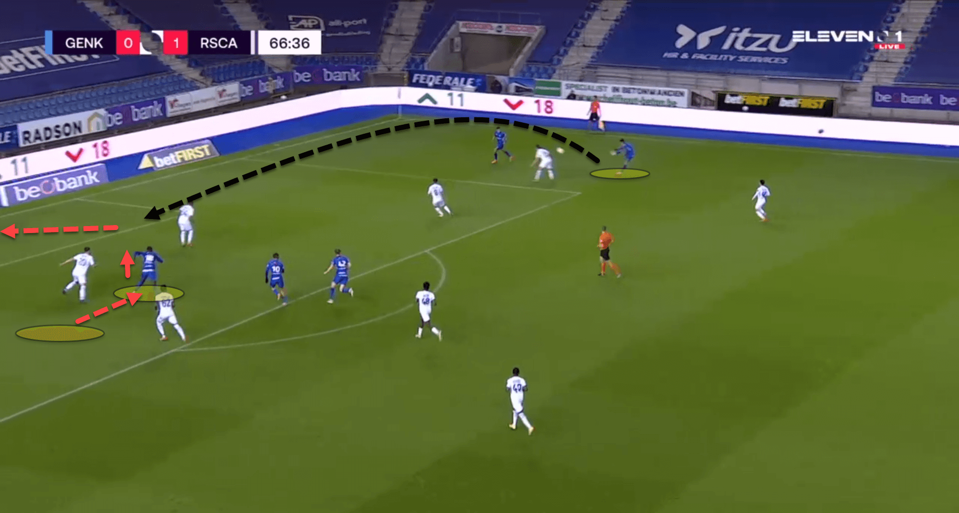 Paul Onuachu: The 37 goal Genk giant linked to Arsenal – scout report