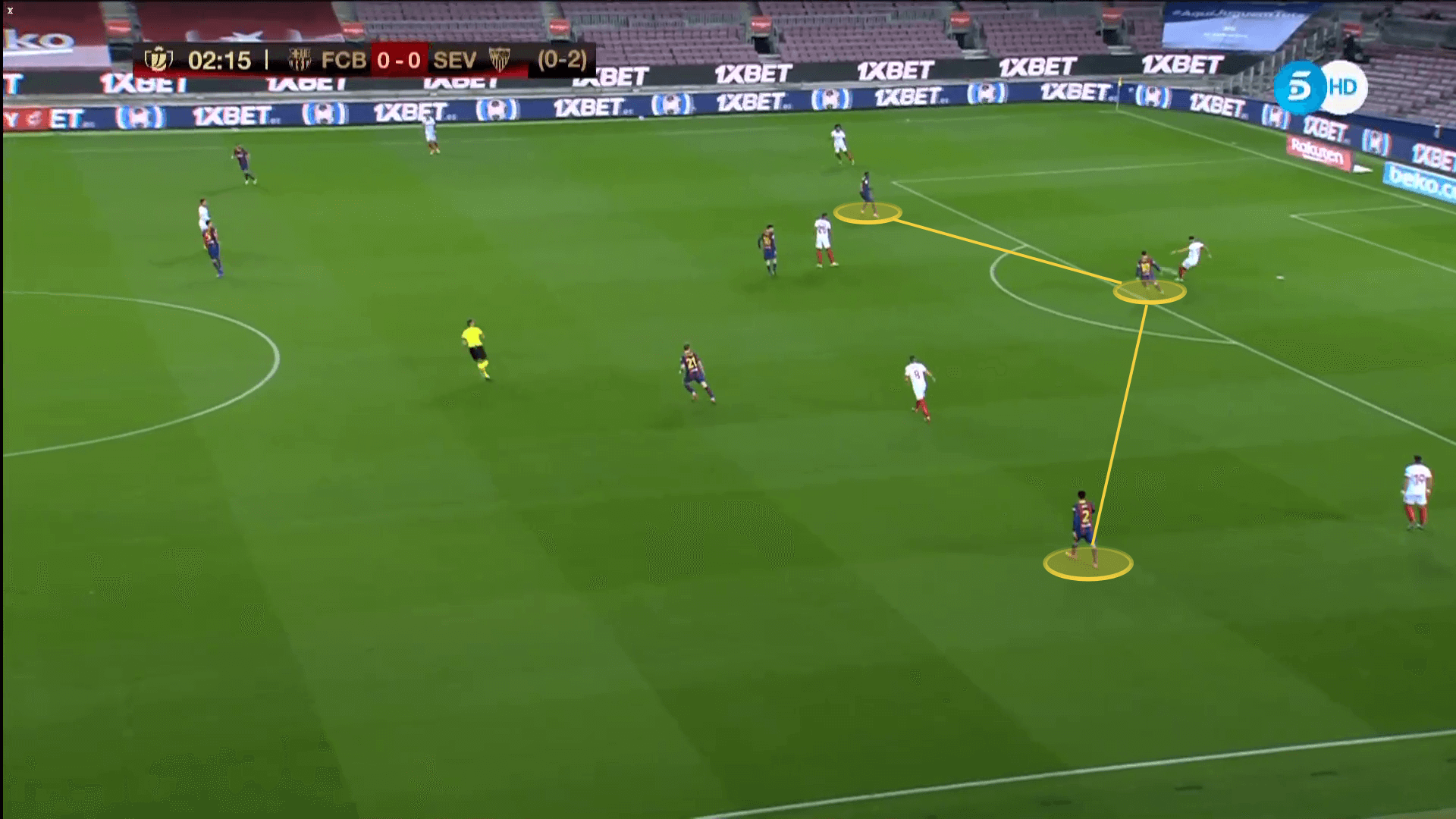 In the title pursuit: How Simeone could outwit Koeman's Barca for his first Camp Nou win in a decade - tactical analysis tactics