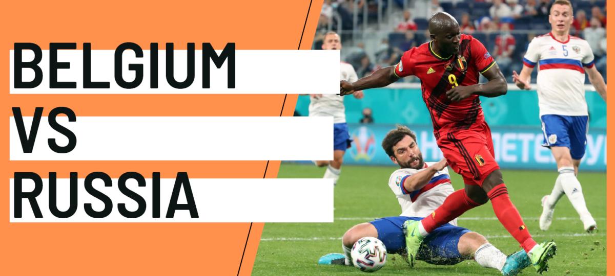 EURO 2020 Belgium Russia analytics statistics