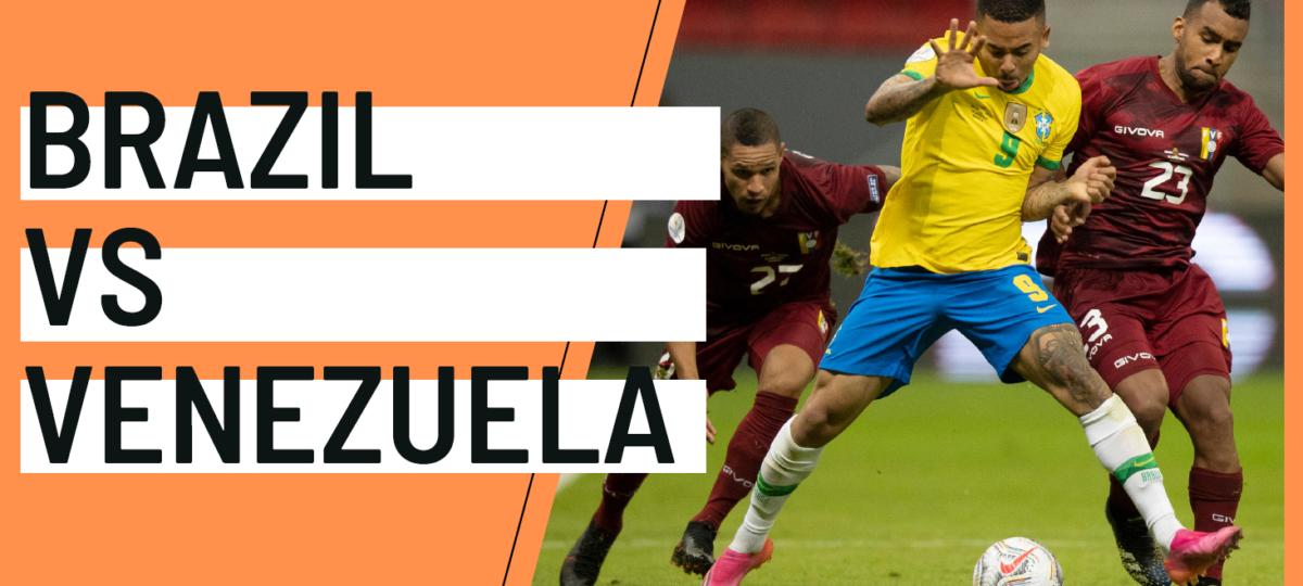 Brazil Venezuela EURO 2020 analytics statistics