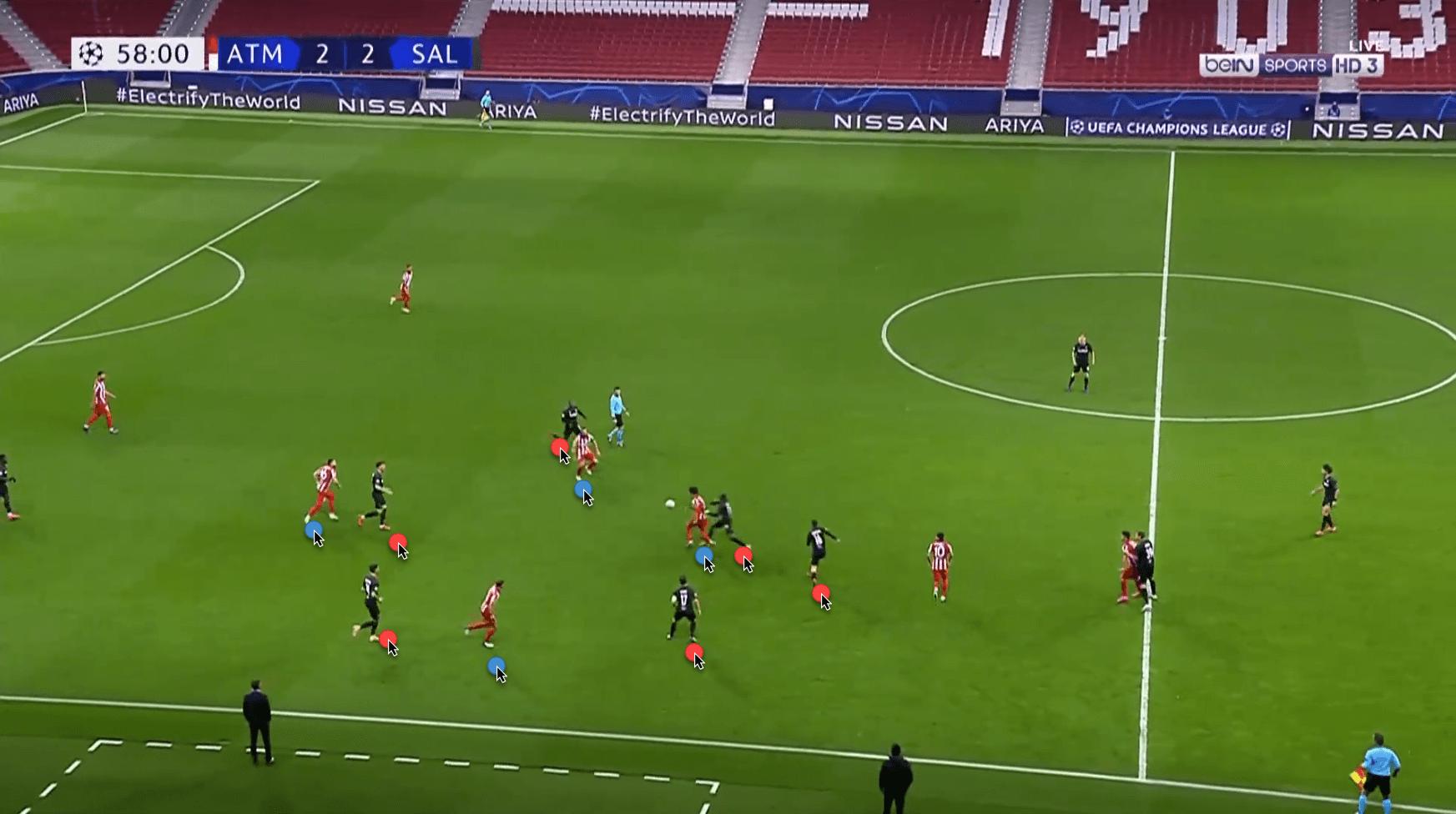 Jesse Marsch RB Leipzig tactical analysis tactics