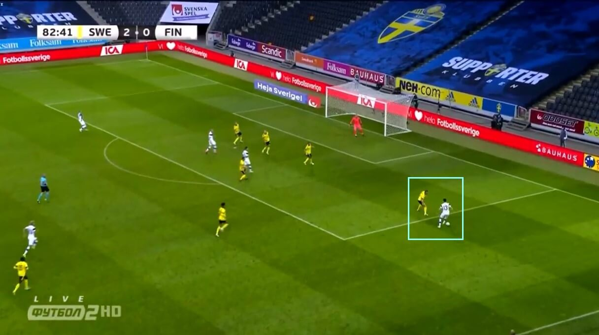 EURO 2020: 4 players who could take Teemu Pukki's place in Finland's attack - scout report - tactical analysis tactics