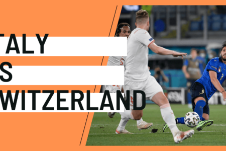 Italy Switzerland EURO 2020 analytics statistics