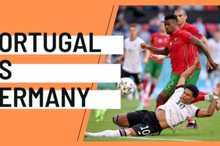 Portugal Germany EURO 2020 analytics statistics