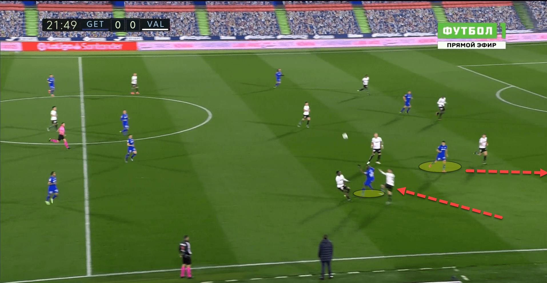 Valencia's vindication: Will Jose Bordalas be a success at the Estadio Mestalla after a tough La Liga season? – tactical analysis