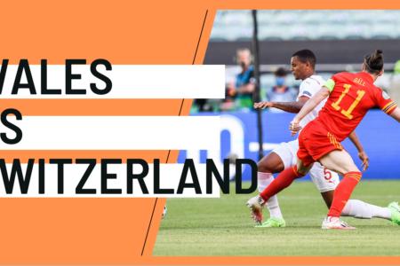 Wales Switzerland EURO 2020 analytics tactics