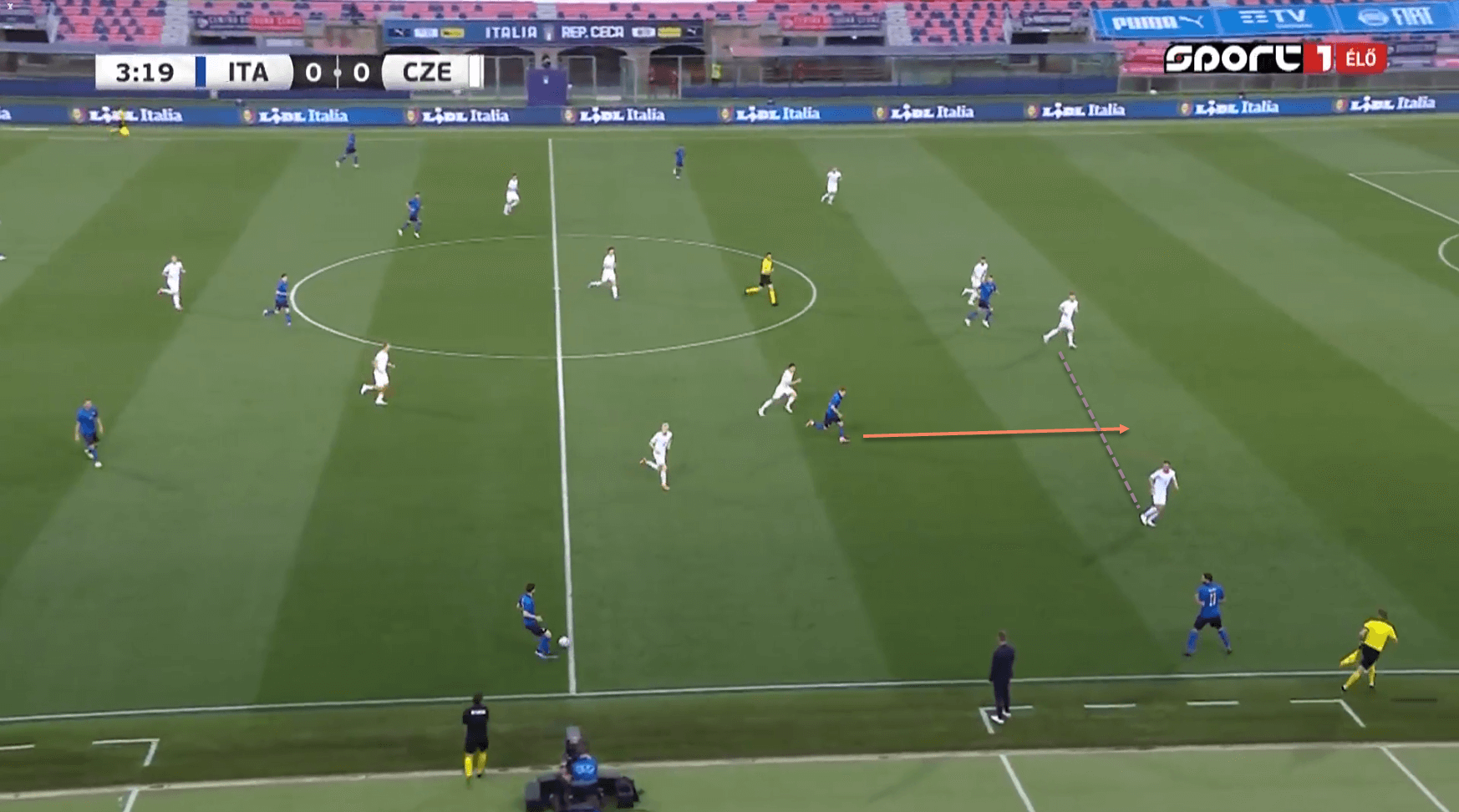 Turkey Italy EURO 2020 tactical preview analysis