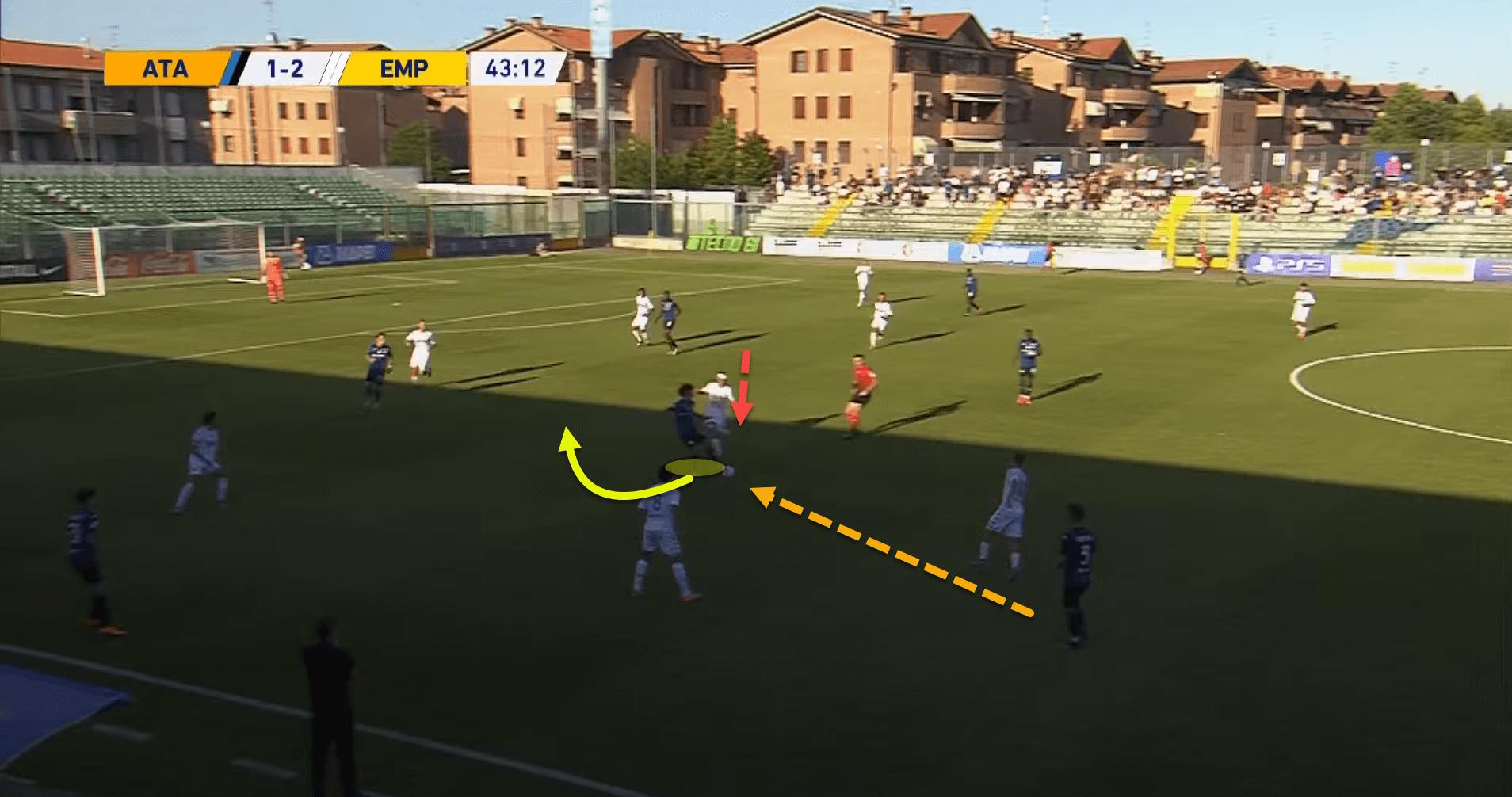 Alessandro Cortinovis – Atalanta and Italy's rising star – scout report
