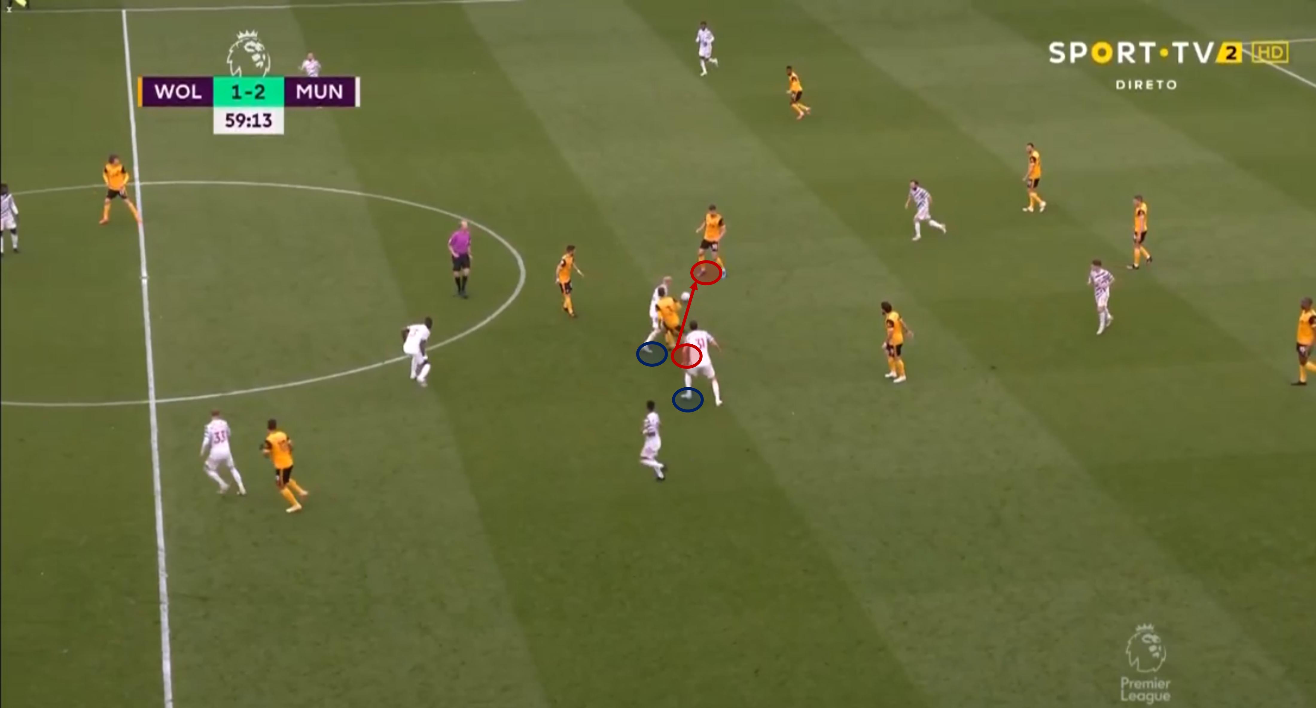 Wolves 2021/22: Rayan Aït-Nouri scout report - tactical analysis tactics