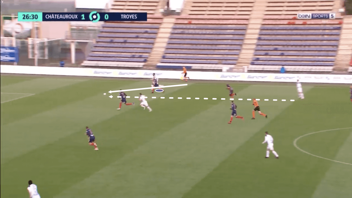 issa-kabore-at-troyes-202021-scout-report-tactical-analysis-tactics