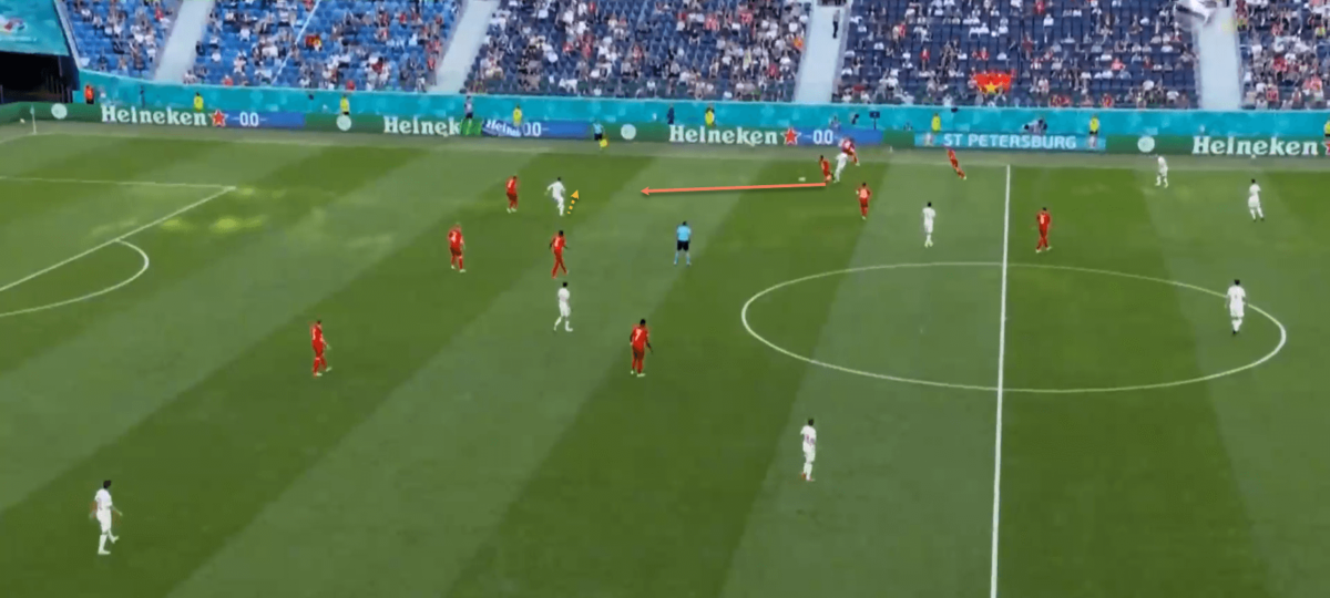 Italy Spain EURO 2020 tactical preview tactics