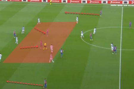 La Liga 2021/22: Barcelona vs Real Sociedad - tactical analysis - tactics