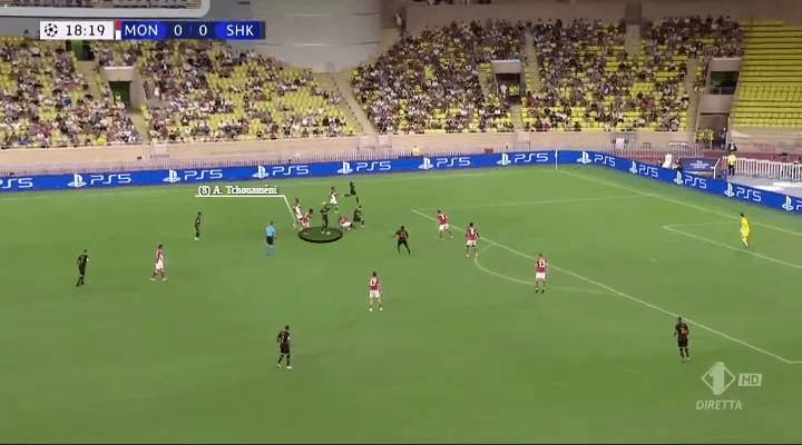 Ligue 1 2021/22: Why Monaco have struggled so far - tactical analysis - tactics - scout report
