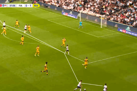 Reading upset Fulham in their own backyard with clinical finishing - tactical analysis tactics
