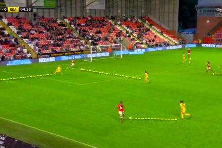 FAWSL 2021/22: Manchester United Women vs Reading Women - tactical analysis tactics