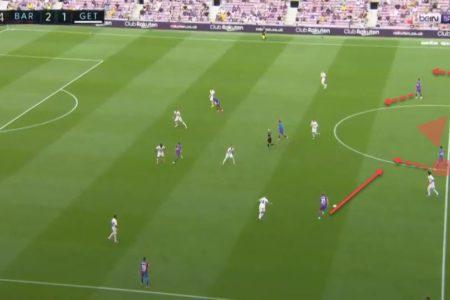 Nico Gonzalez 2021/22 - scout report - tactical analysis - tactics