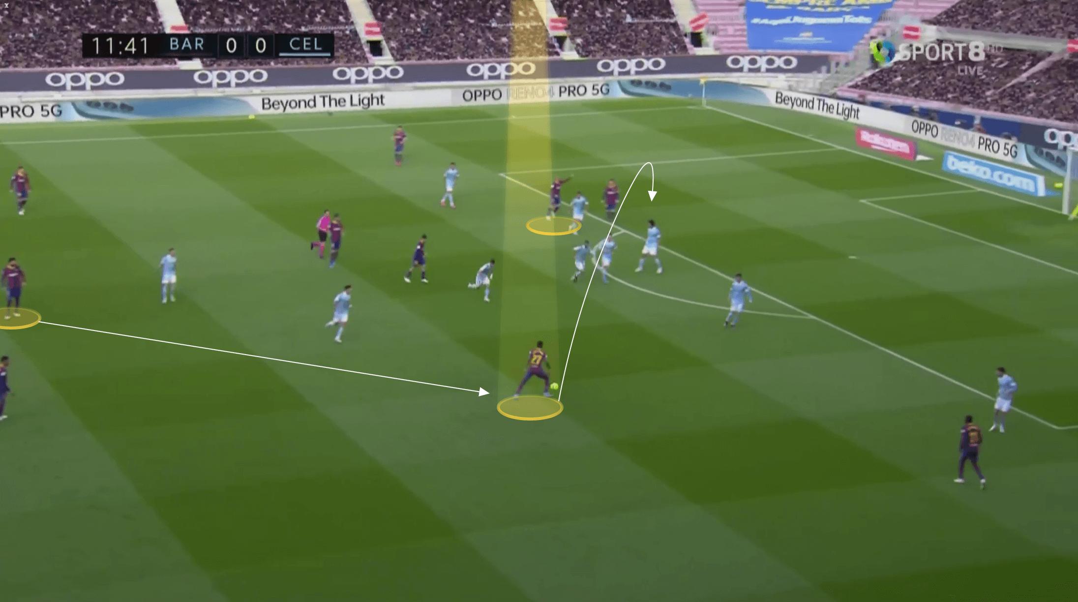 Bundesliga 2021/22: Ilaix Moriba at RB Leipzig - scout report tactical analysis tactics