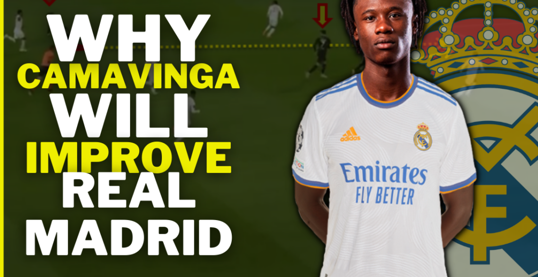 Video: Camavinga at Real Madrid scout report - tactical analysis