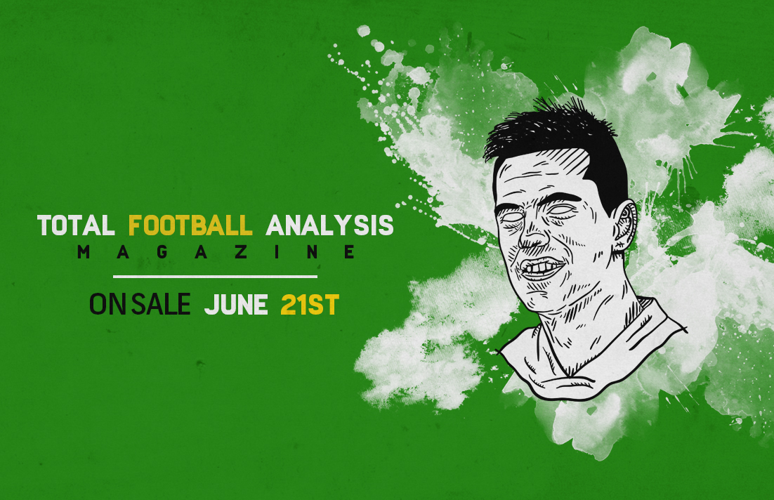 Total Football Analysis Magazine #10: June 2019