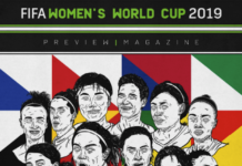 Total Football Analysis Magazine #9: FIFA Women's World Cup 2019 Preview
