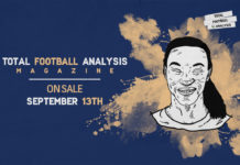 Total Football Analysis Magazine #13: September 2019