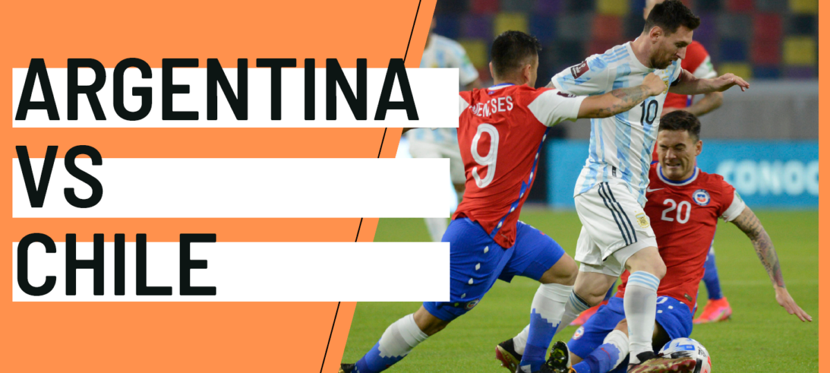 Argentina Chile Copa America analytics statistics