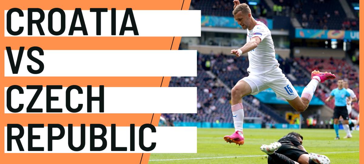 Croatia Czech Republic EURO 2020 analytics statistics