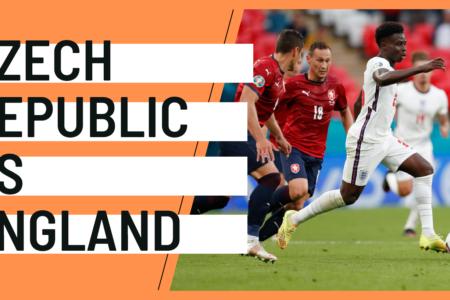 Czech Republic England analytics statistics EURO 2020