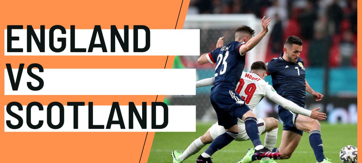 England Scotland analytics statistics EURO 2020