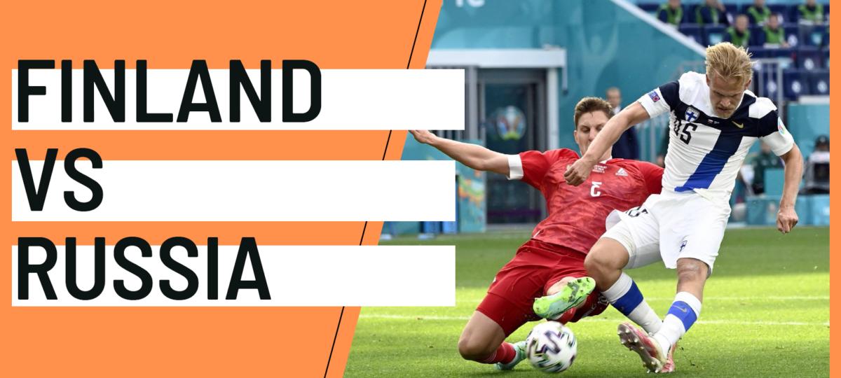 Finland Russia EuRO 2020 analytics statistics