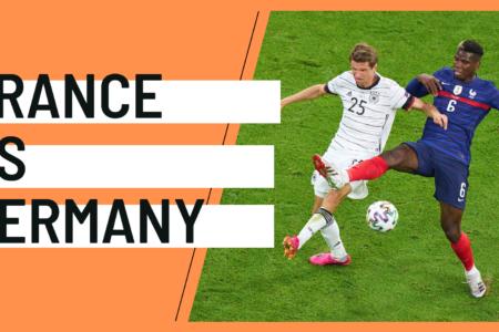 France Germany EURO 2020 analytics statistics