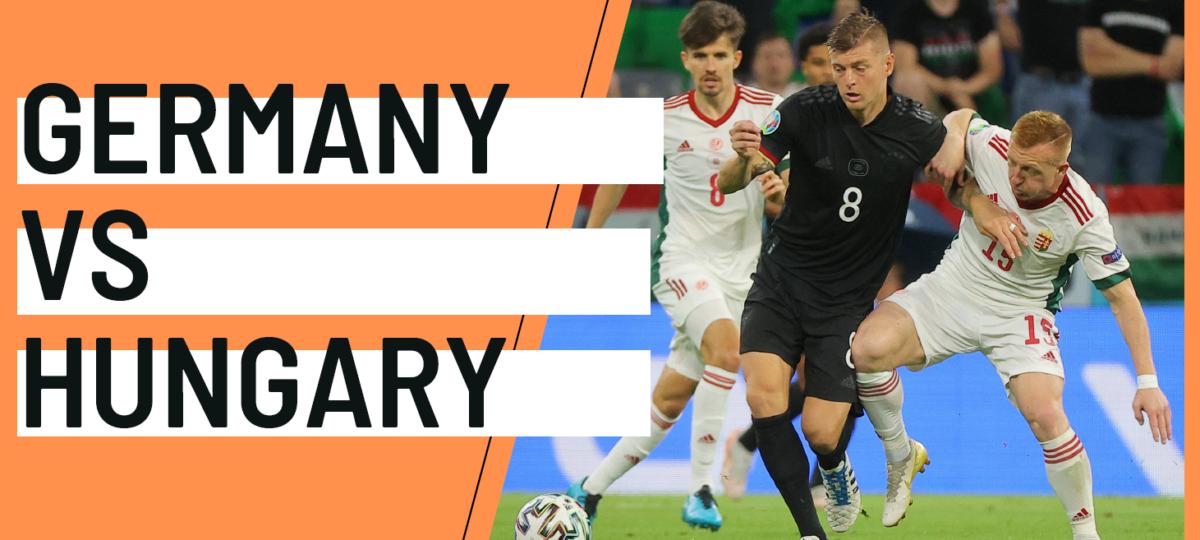 Germany Hungary EURO 2020 analytics statistics