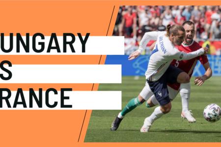 Hungary France EURO 2020 analytics statistics