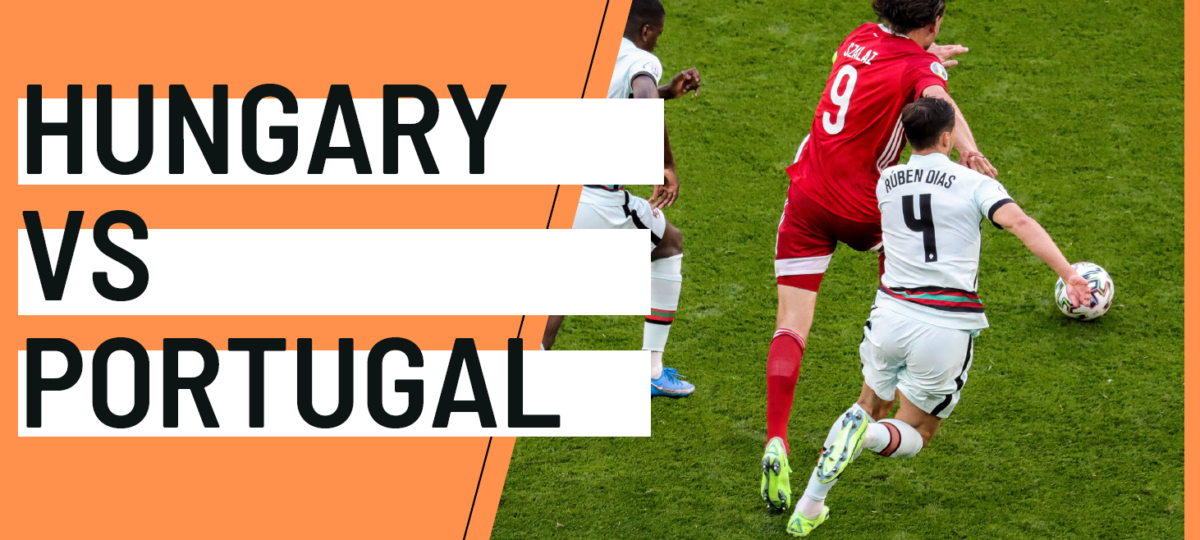 Hungary Portugal EURO 2020 analytics statistics
