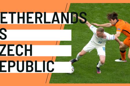 Netherlands Czech Republic analytics EURO 2020 statistics