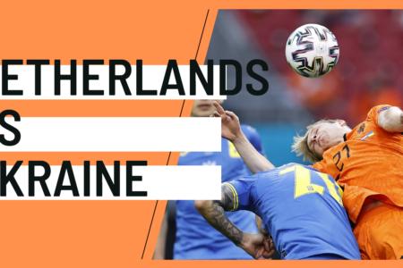 Netherlands Ukraine EURO 2020 analytics statistics